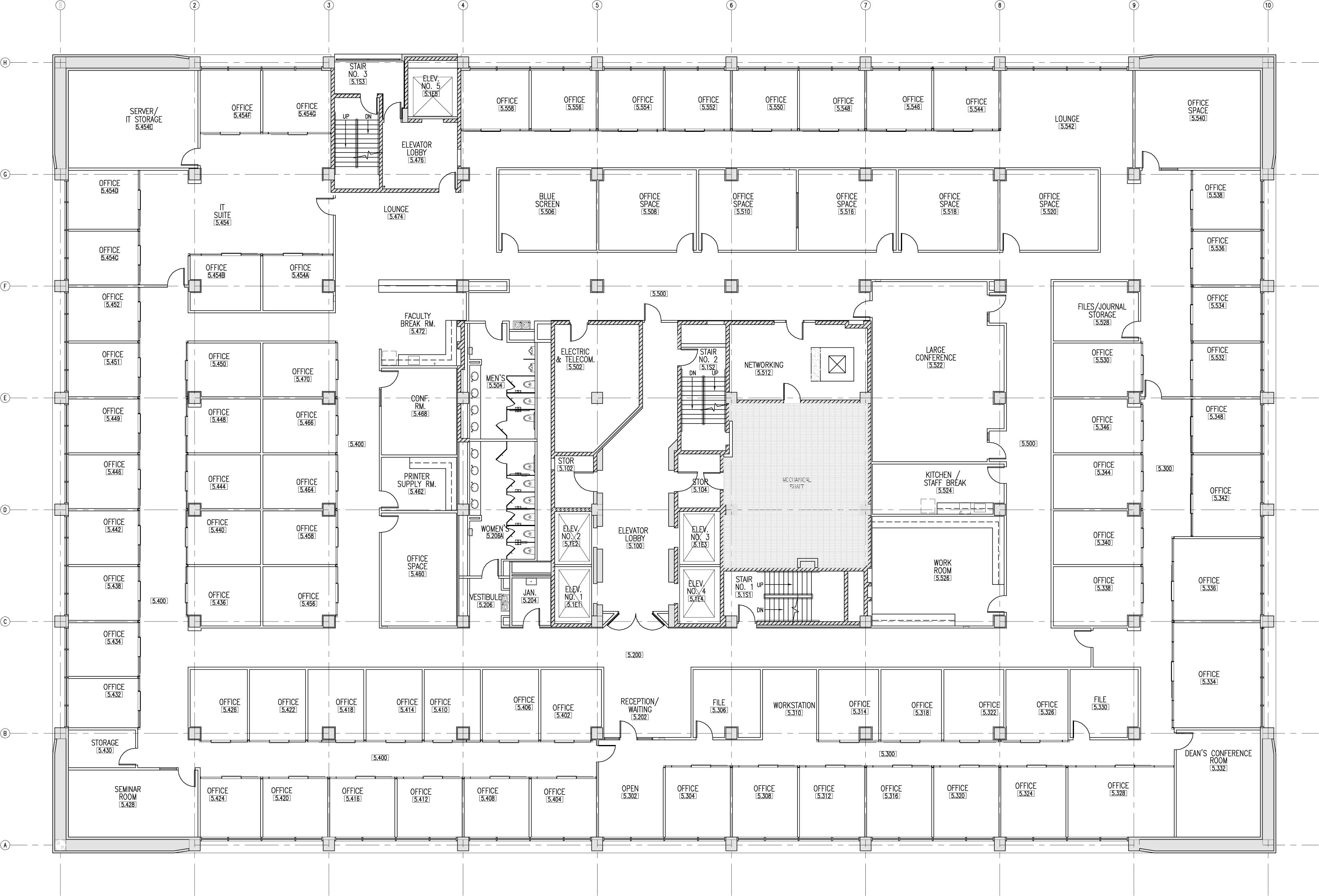 Location directions university of texas at austin for Floor plan mapper