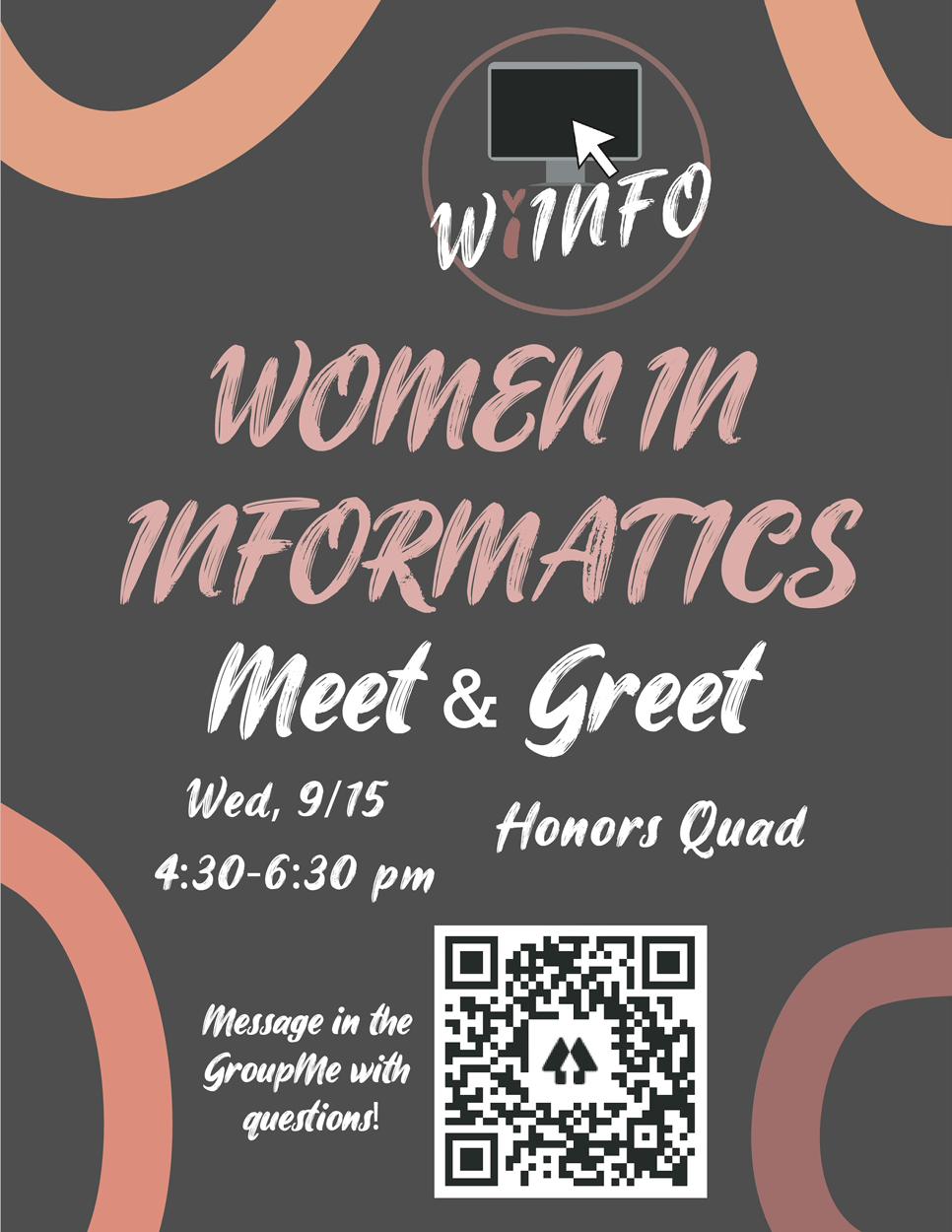 Women in Informatics Meet & Greet