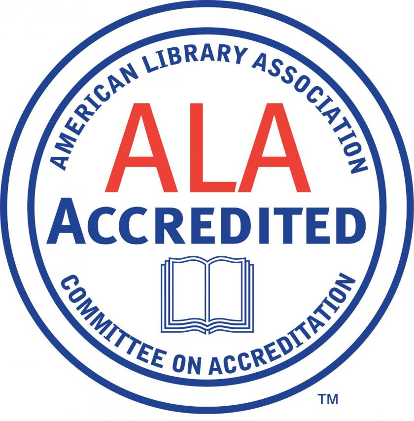 ALA Accredited logo