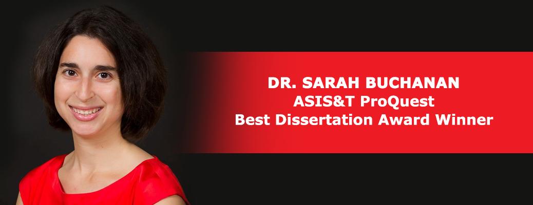 Dr. Sarah Buchanan