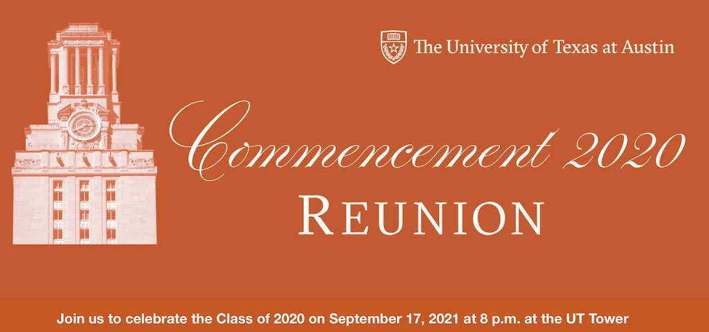 Commencement 2020 Reunion