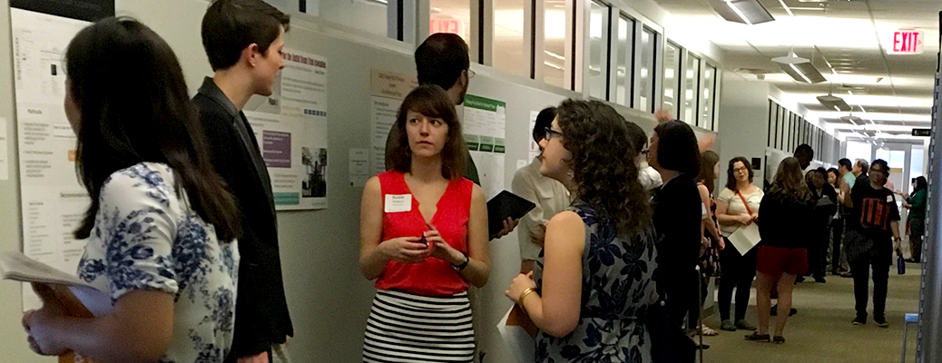 School of Information Spring 2016 Open House