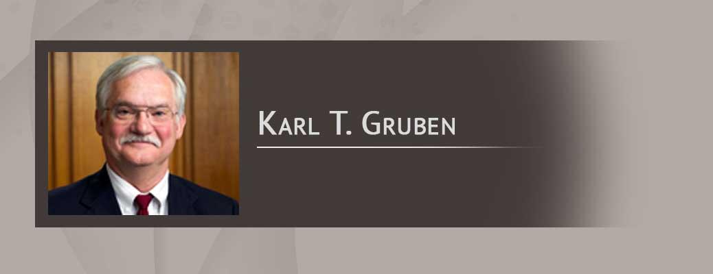 Karl T. Gruben
