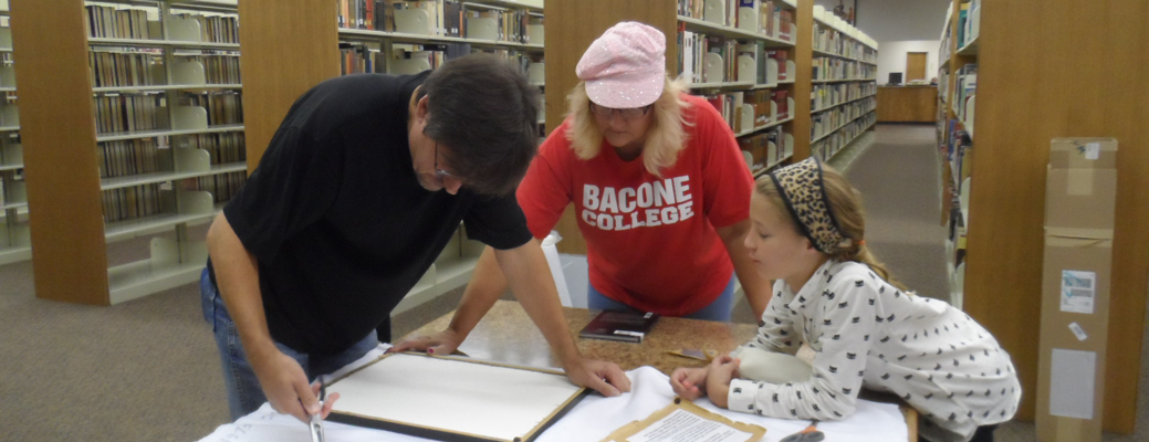 Conservation at Bacone College