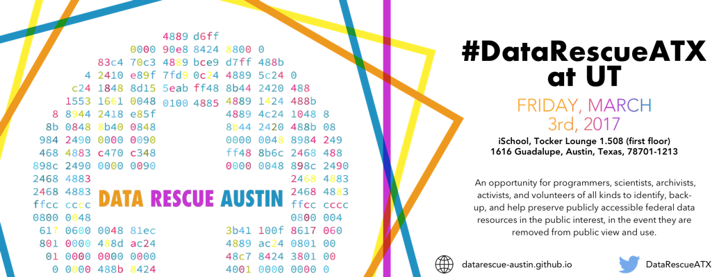 promotion image for data rescue austin