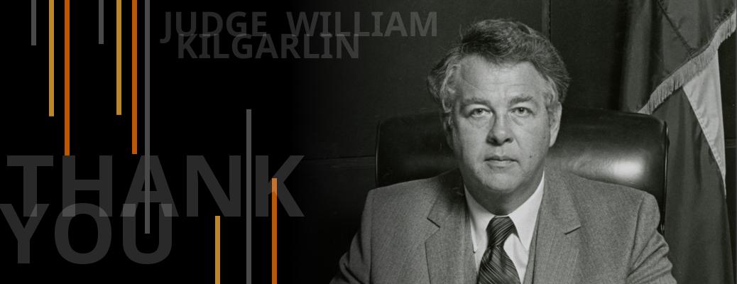 Picture of Judge William Kilgarlin