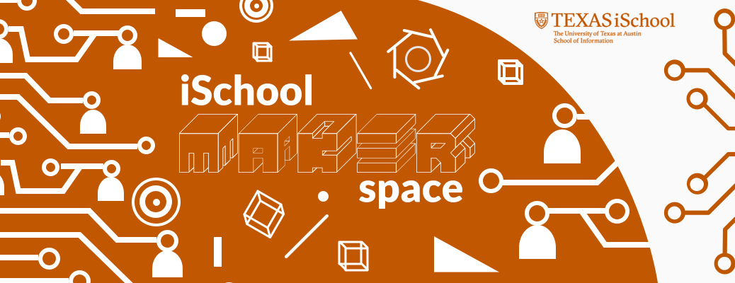 iSchool makerspace graphic
