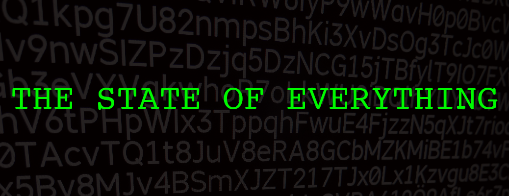 State of Everything Banner