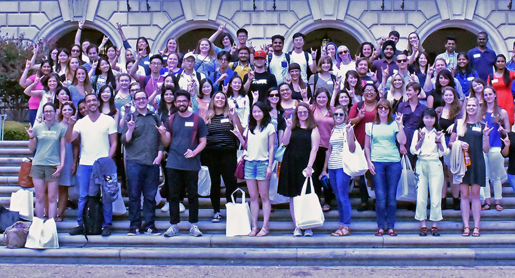 New Student Orientation 2017