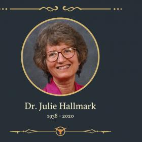Memoriam Julie Hallmark