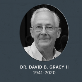 Dr. David Bergen Gracy II