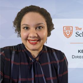Keisha Brown, Director of Communications - University of Teas at Austin School of Information