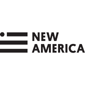 Logo of the New American think tank