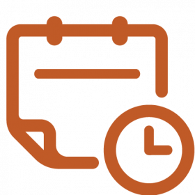 Icon of calendar pages