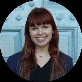 Jess Isaacs, iSchool Development Associate